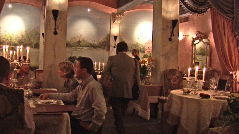 Restaurant La Cour des Lys - Meximieux