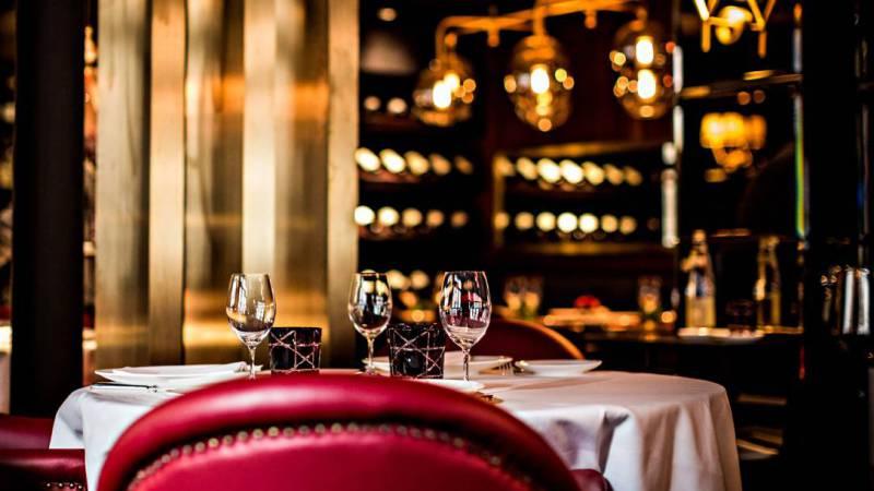 Restaurant La Ferme Saint Simon - Paris