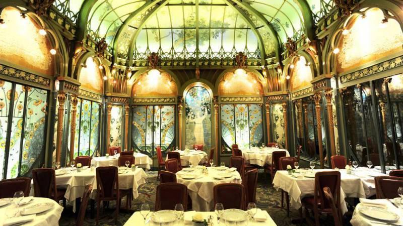Restaurant La Fermette Marbeuf - Paris