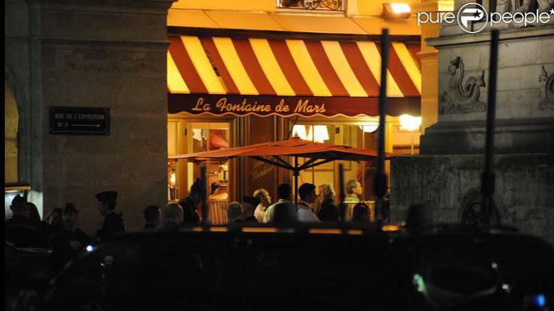 Restaurant La Fontaine de Mars - Paris