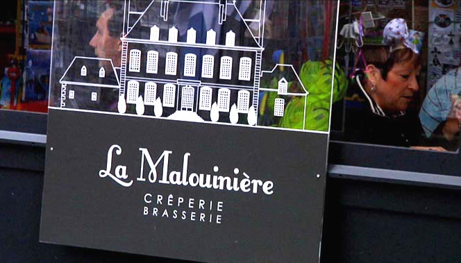 Restaurant La Malouiniere - Saint-Malo