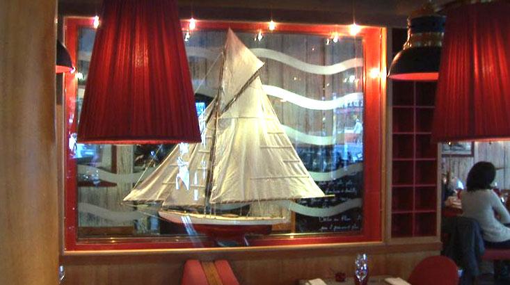 Restaurant La Marée Passy - Paris