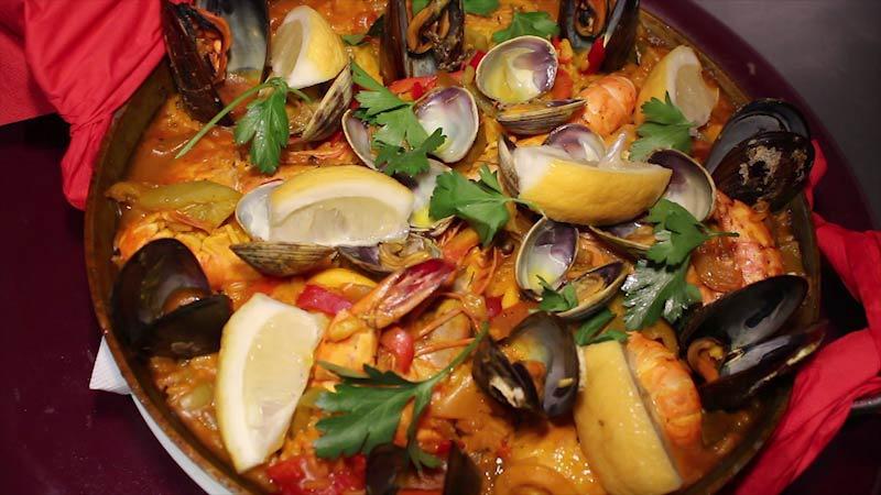Restaurant La Pirada - Paris