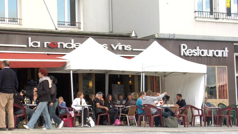 Restaurant La Ronde des Vins - Brest