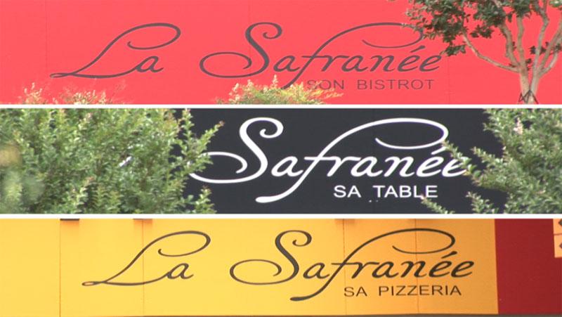 Restaurant La Safranée - Courbevoie