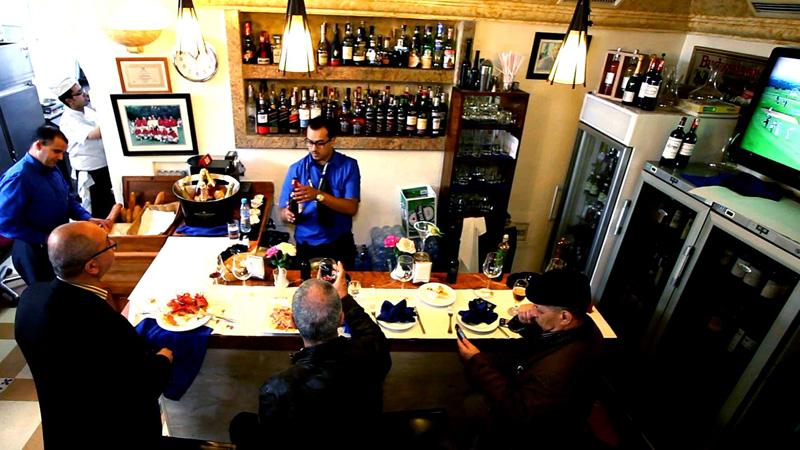 Vidéo - Restaurant La Taverne du Dauphin - Casablanca