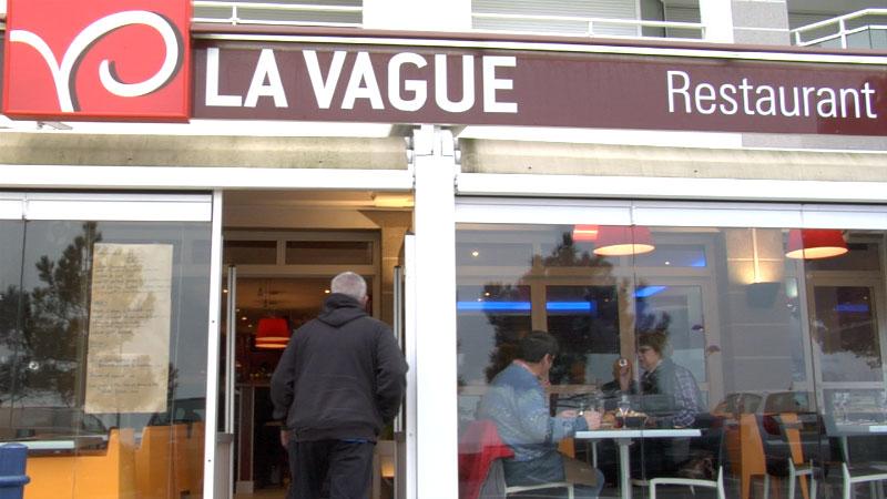 Restaurant La Vague - Bénodet