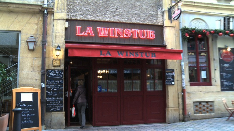 Restaurant La Winstub - Metz