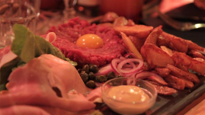Restaurant L'Affiche - Isle-Adam