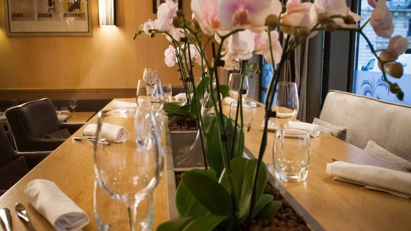 Restaurant L'Antre amis - Paris