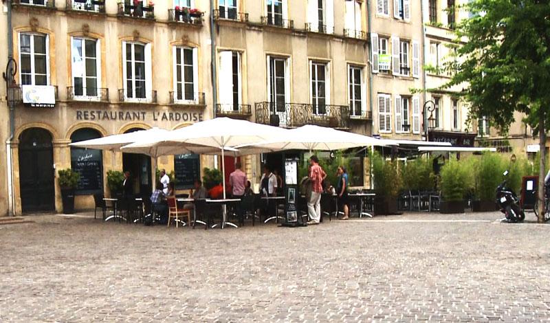 Restaurant L'Ardoise - Metz