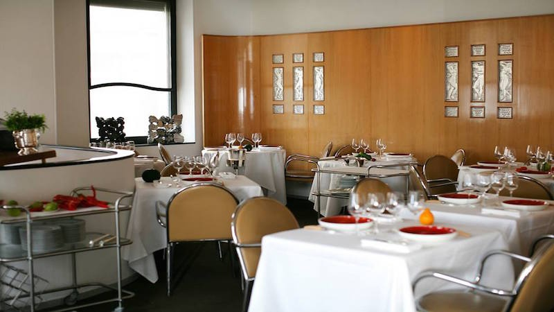 Restaurant L'Arpège - Paris