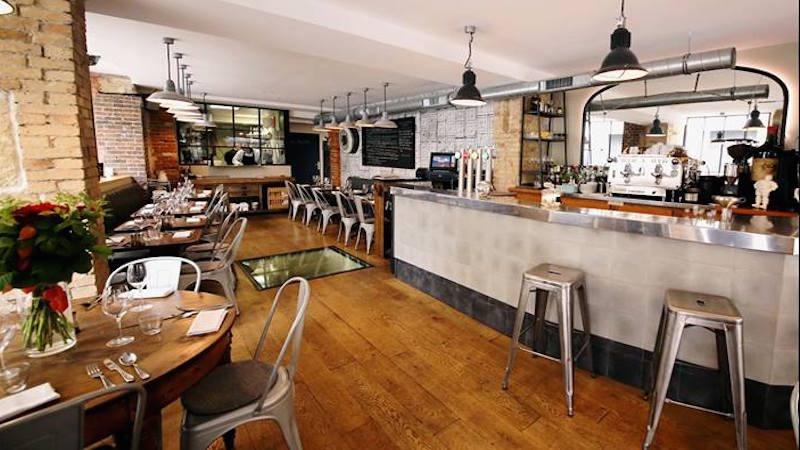 Restaurant L'Atelier Ramey - Paris