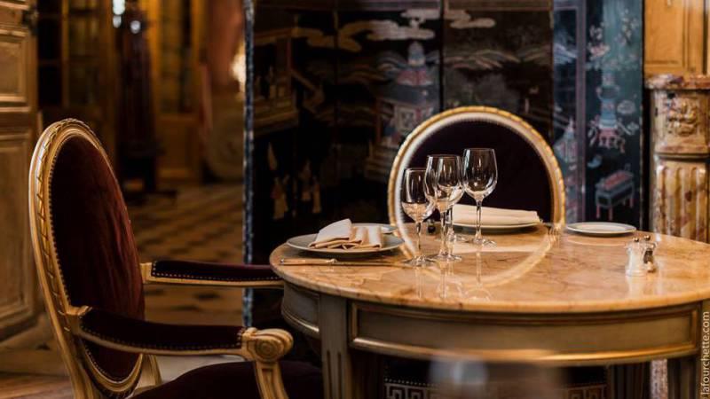 Restaurant Le 1728 - Paris