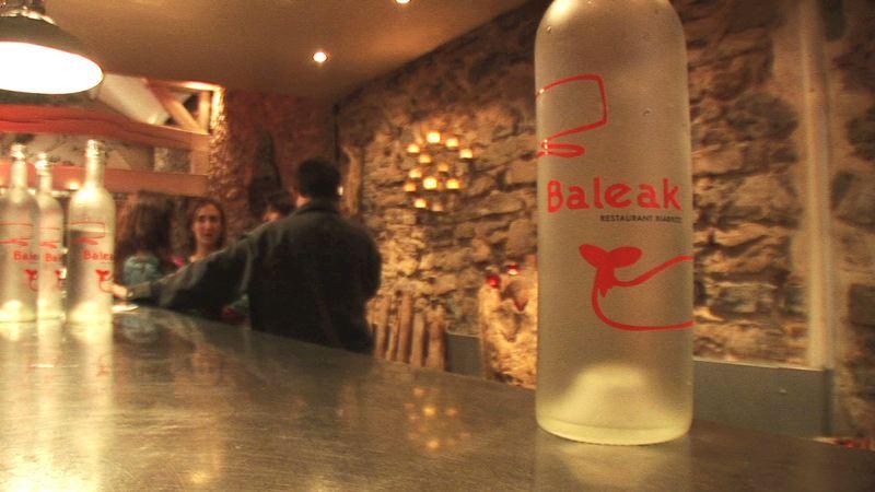 Restaurant Le Baleak - Biarritz