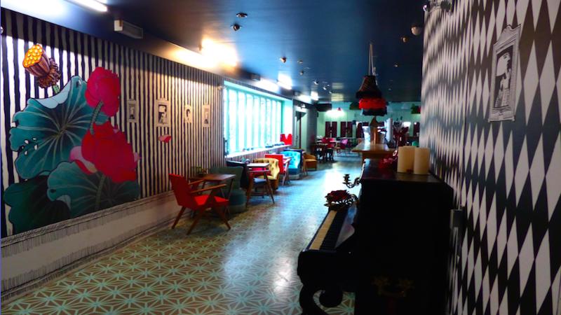 Restaurant Le Bar à Bulles - Paris