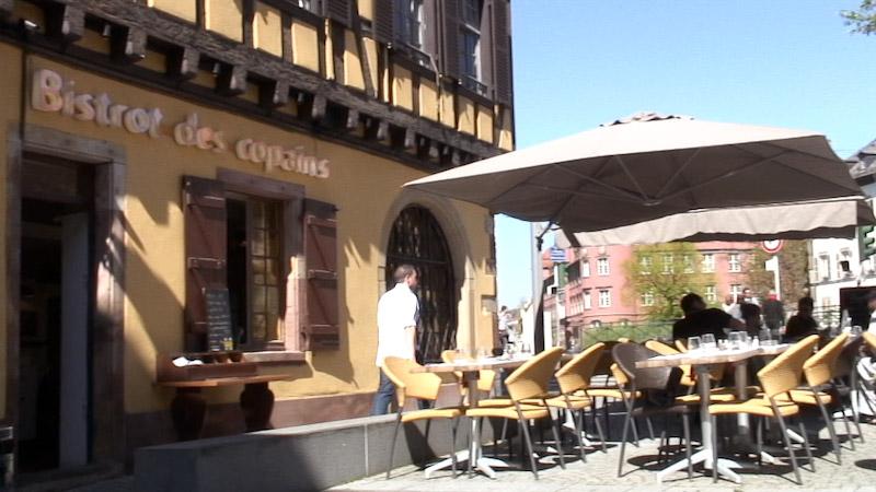 Restaurant Le Bistrot des Copains - Strasbourg
