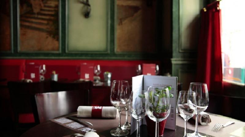Restaurant Le Buisson Ardent - Paris