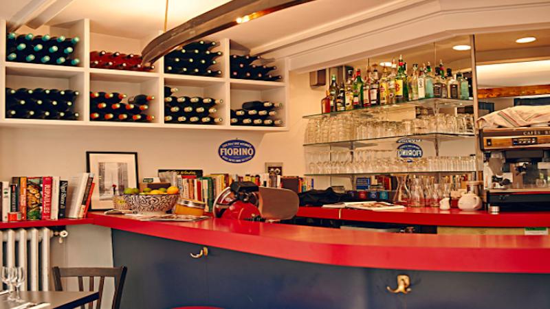 Restaurant Le Café de Mars - Paris