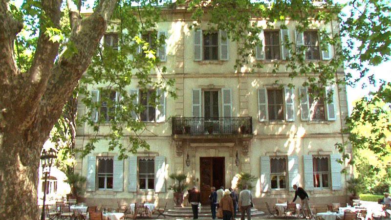 Restaurant Le Chateau des Alpilles - Saint-Rémy-de-Provence