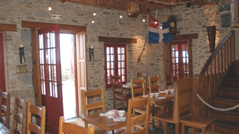 Restaurant Le Corps de Garde - Saint-Malo