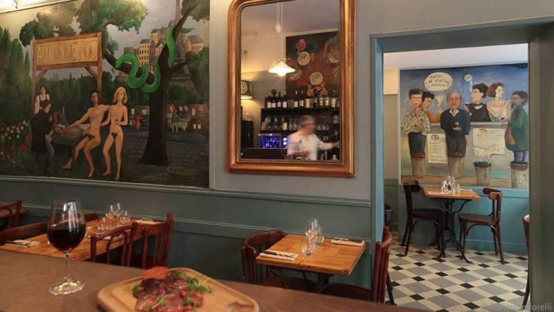 Restaurant Le Coude Fou - Paris