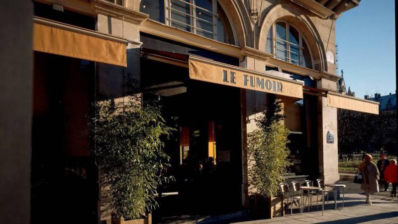 Restaurant Le Fumoir - Paris