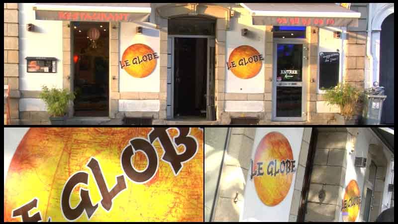 Restaurant Le Globe - Quimper
