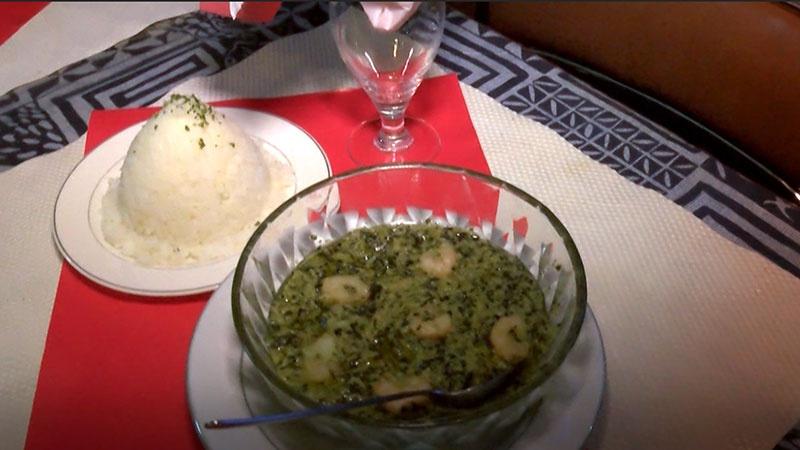 Restaurant Le Laakam - Paris