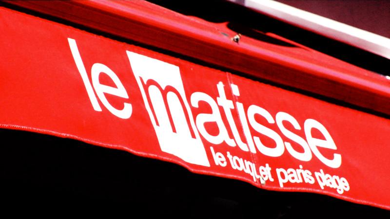 Restaurant Le Matisse - Touquet-Paris-Plage