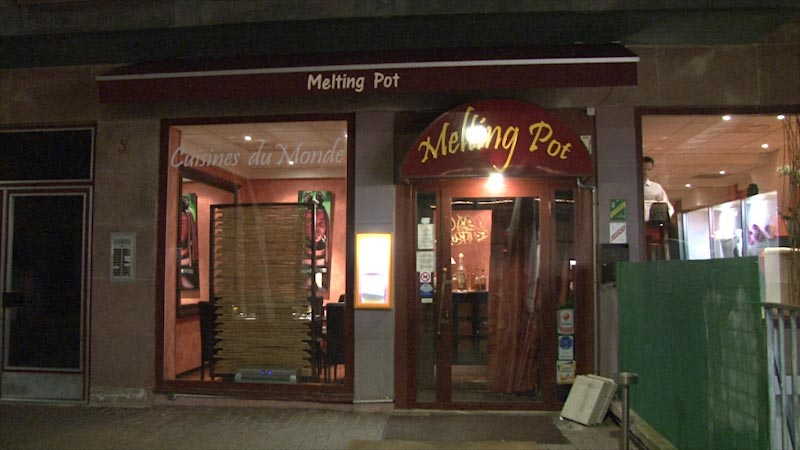 Restaurant Le Melting Pot - Strasbourg