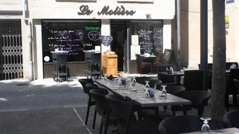 Restaurant Le Molière - Avignon