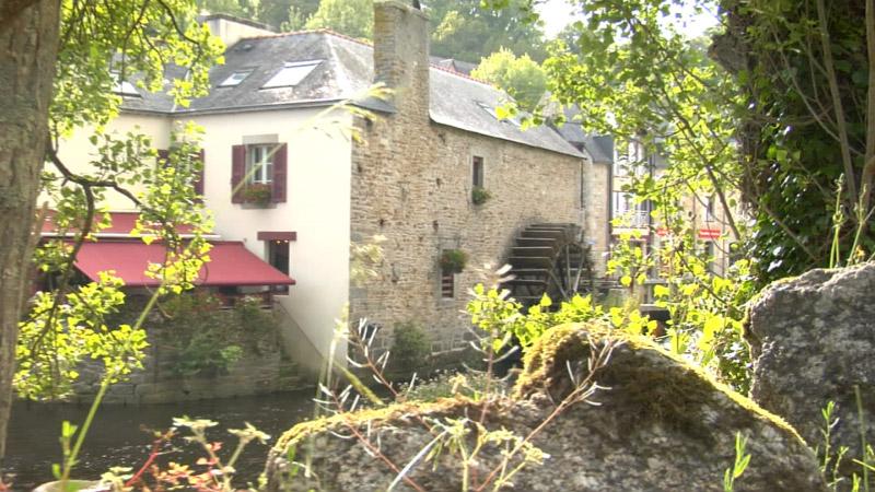 Restaurant Le Moulin du Grand Poulguin - Pont-Aven