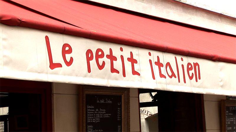 Restaurant Le Petit Italien - Paris