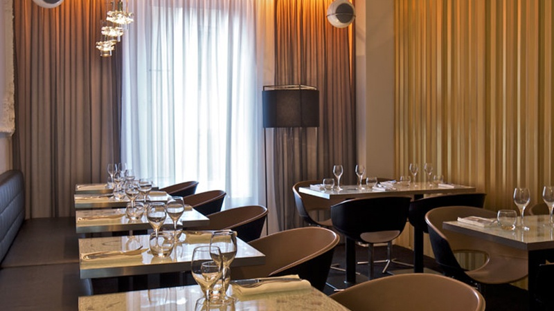 Restaurant Le Quatre B - Rennes