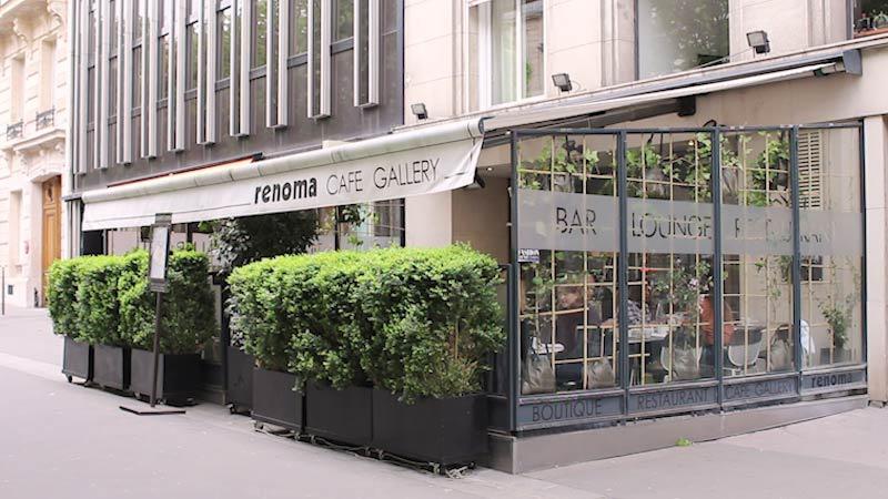 Restaurant Le Renoma Café - Paris