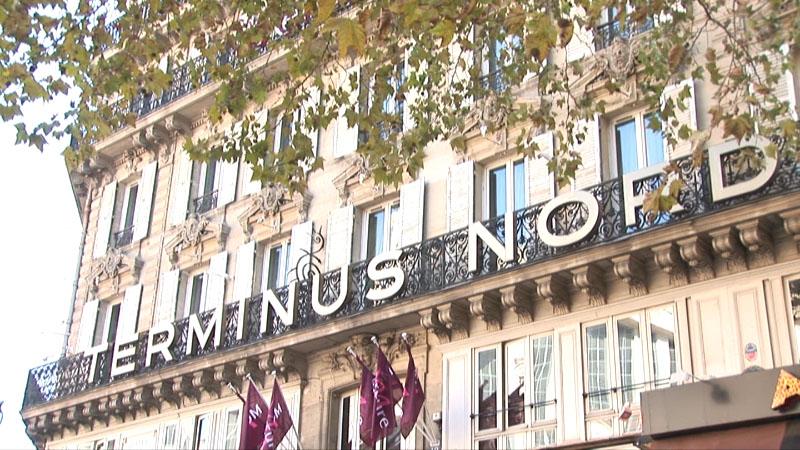 Restaurant Le Terminus Nord - Paris