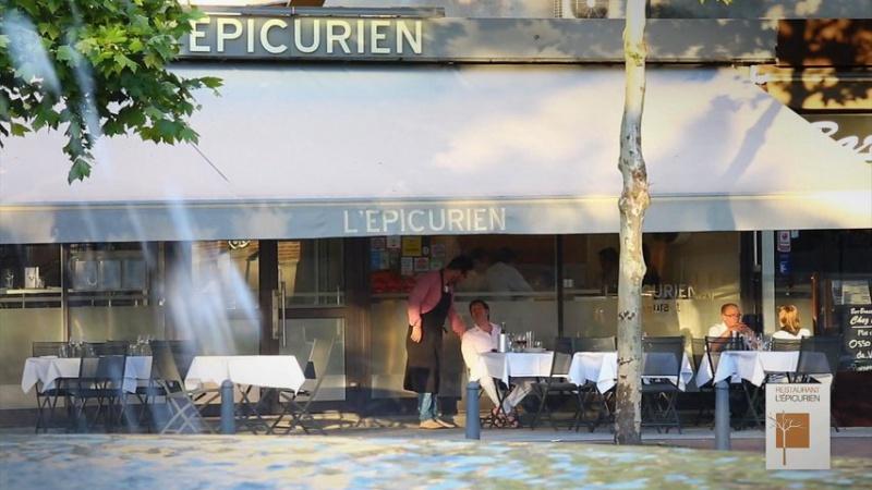 Restaurant L'Épicurien - Albi