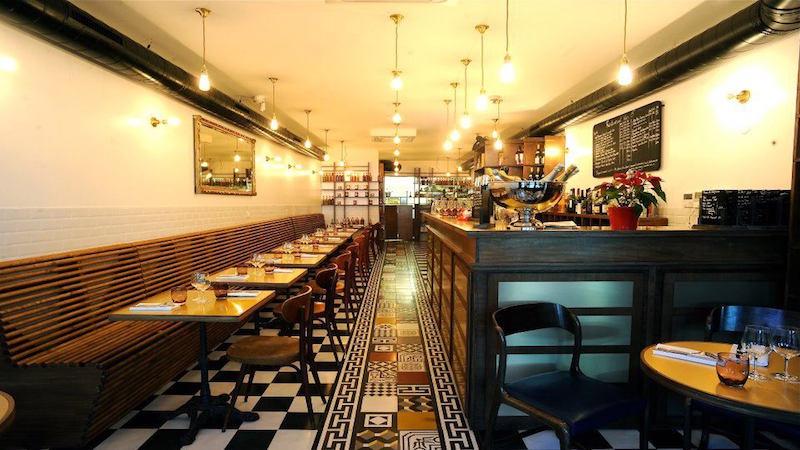 Restaurant Les 5 - Paris