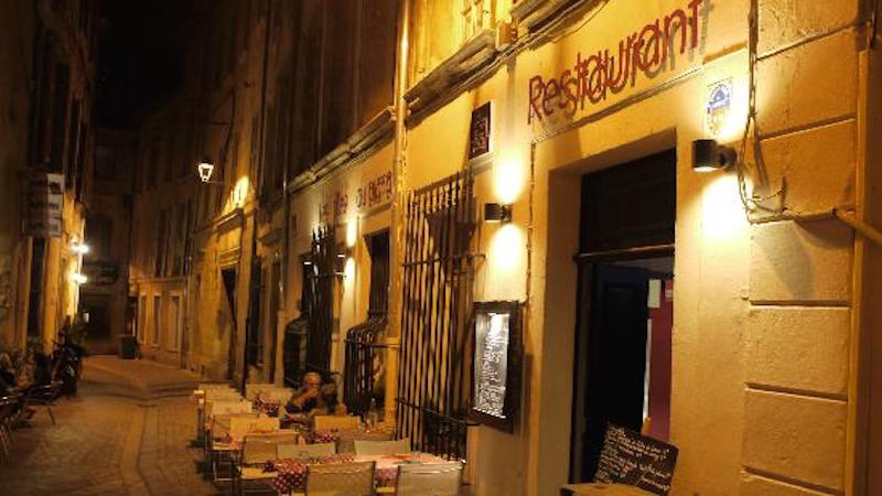 Restaurant Les filles au piano - Avignon