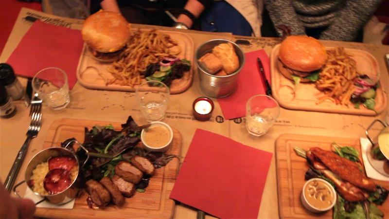 Restaurant Les Fils à Maman - Paris