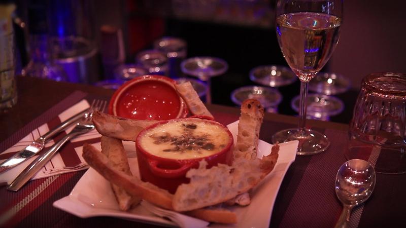 Vidéo - Restaurant L'Escapade - Fontainebleau