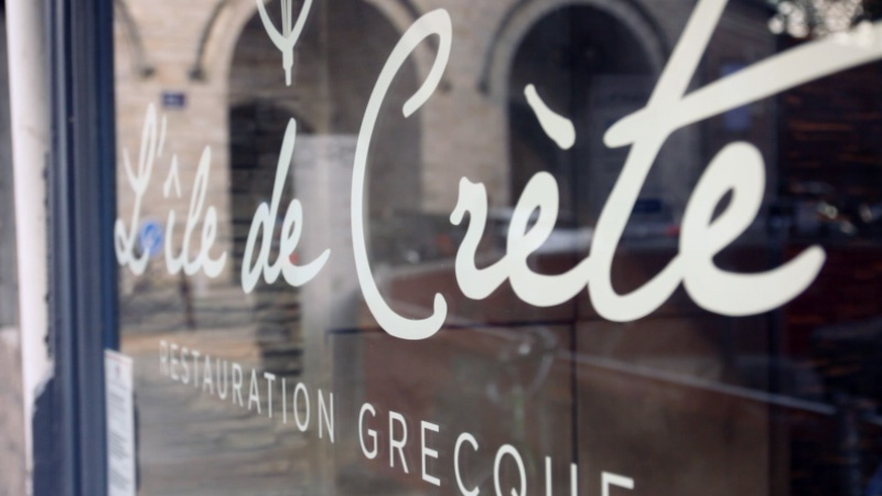 Restaurant L'Ile de Crète - Lille