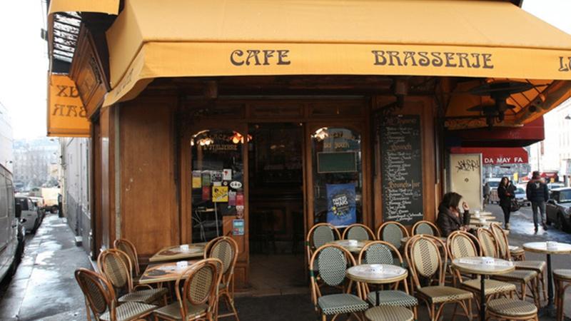 Restaurant Lux bar - Paris