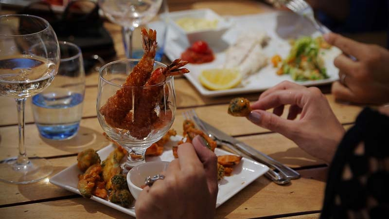 Restaurant Moorea Plage - Ramatuelle