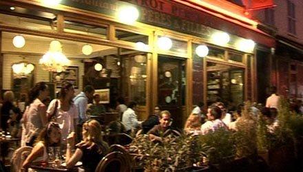 Restaurant Peres et Filles - Paris