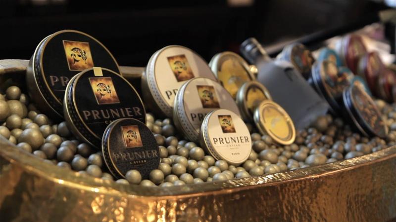 Restaurant Prunier - Paris