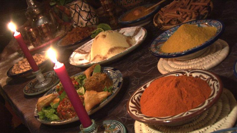 Restaurant Riad Nejma - Paris