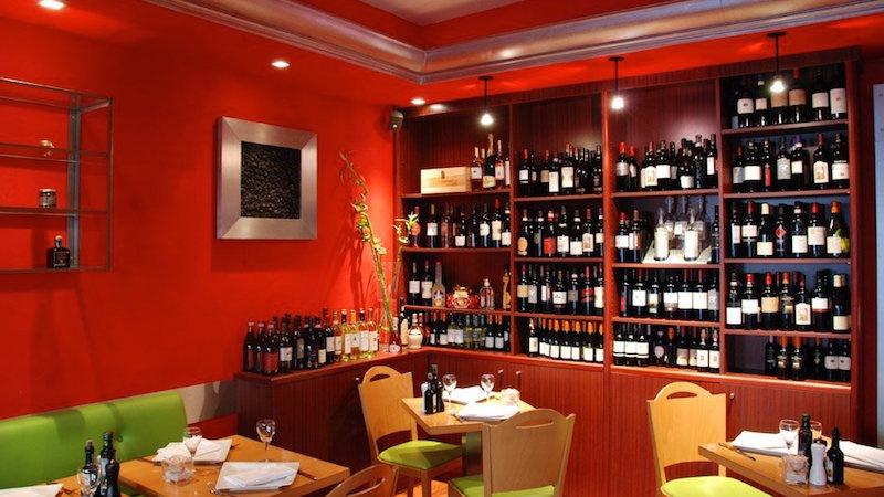 Restaurant Risi & Bisi - Paris