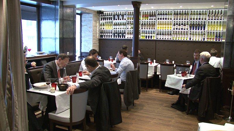 Restaurant Romantica Caffé Etoile - Paris